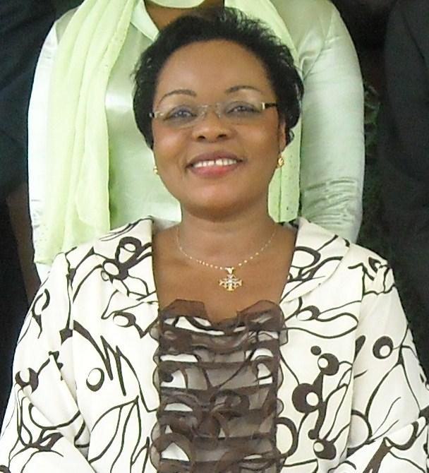 Madame Victorine Wodié Présidente de la Commission Nationale des Droits de l'Homme de Côte d'Ivoire   (Nouvelles des ONG, INDH, organisations régionales et onusiennes)