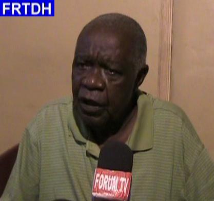 M BANTSIMBA Jacob s'adresse à l'ancien responsable du Comité Militaire du Parti (CMP) (Violations des Droits de l'Homme en Afrique et dans le monde)