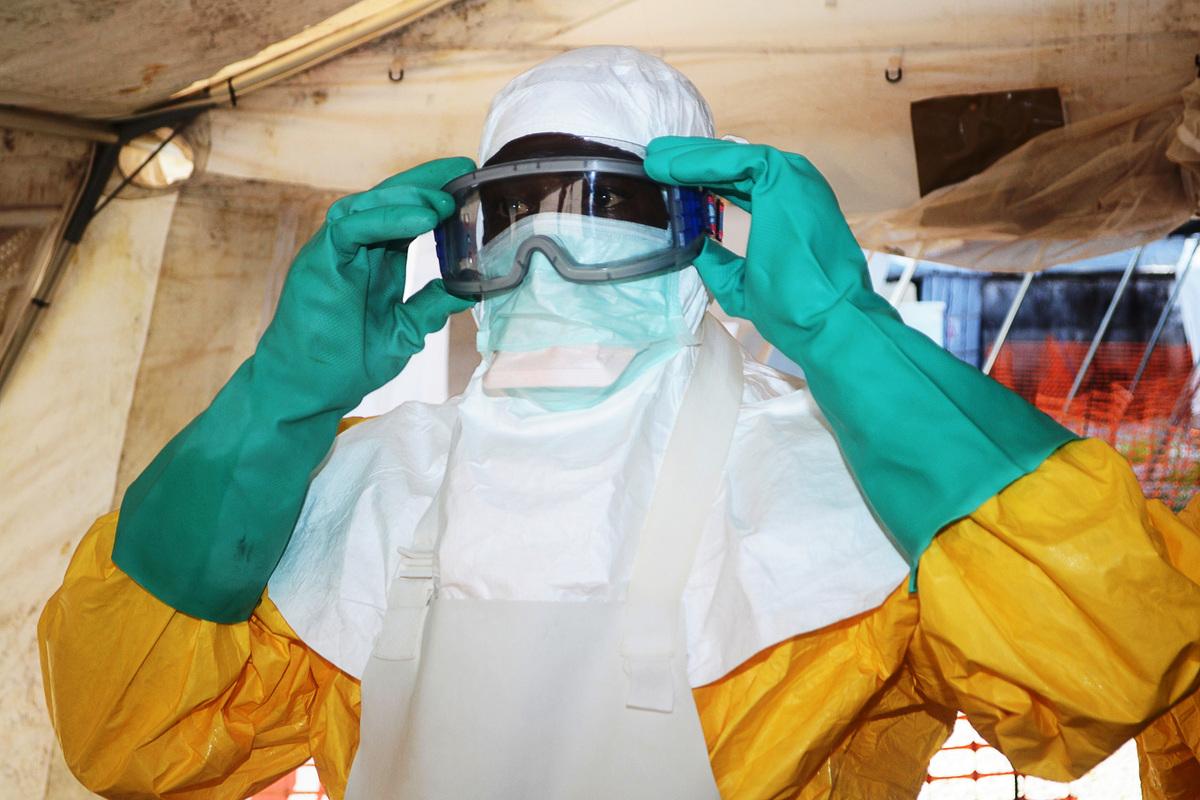Cellon Binani /AFP/ Getty Images (Protection de la santé et de l'environnement)