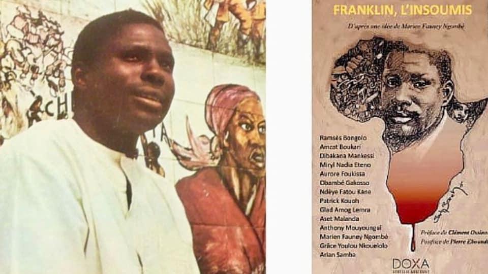 Franklin Boukaka, né le 10 octobre 1940 à Brazzaville et mort assassiné le 22 février 1972 (Droit à l'éducation et au développement culturel)