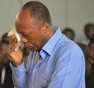 Jean Marie Michel Mokoko, prisonnier politique se trouve en danger de mort est détenu arbitrairement à la Maison d'arrêt (Violations des Droits de l'Homme en Afrique et dans le monde)