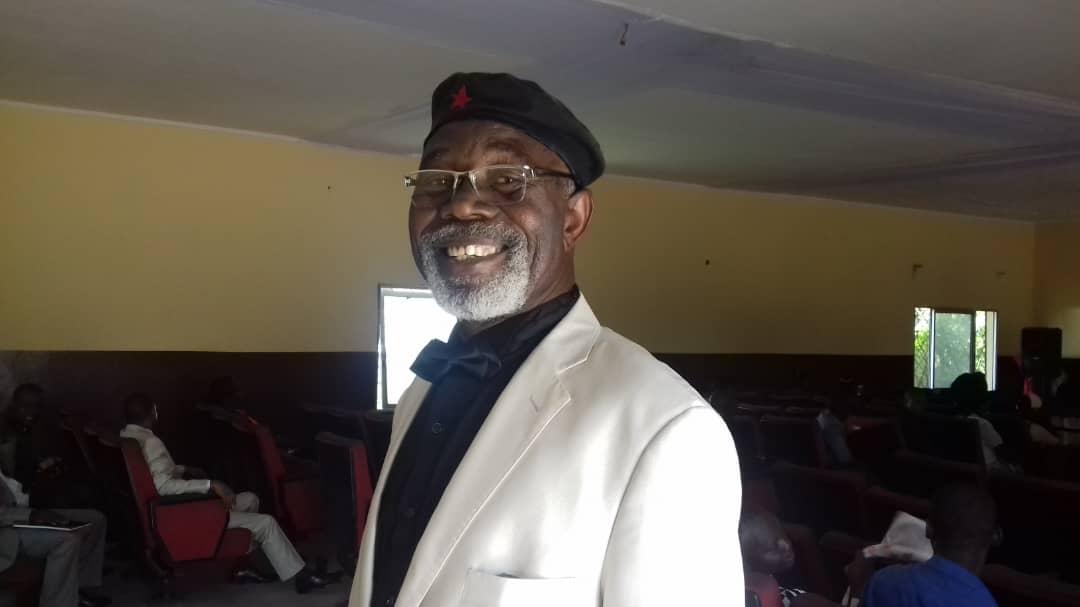 Dr Alex Dzabana wa Ibacka, Président de l'Association du M22 (Nouvelles des ONG, INDH, organisations régionales et onusiennes)