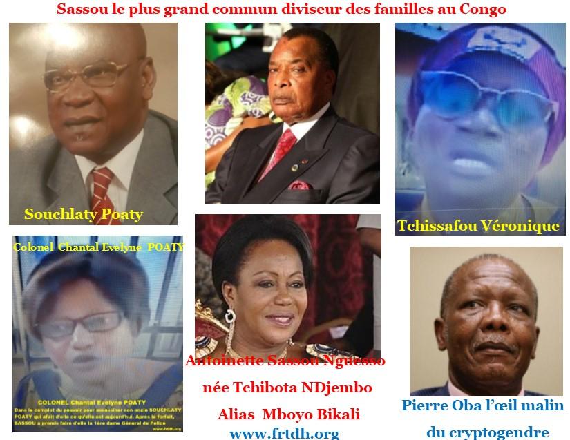 Sassou dans la manoeuvre pour éliminer tous les résistants à son pouvoir (Actualités)