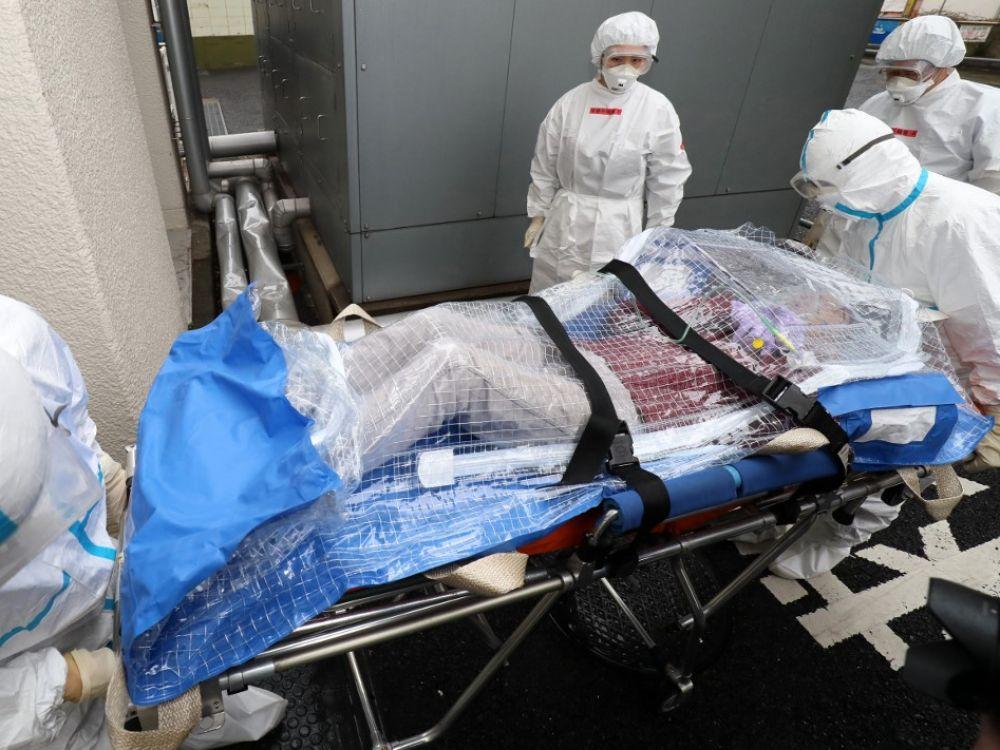 Le COVID-19  serait apparu en Chine vers le mois de novembre 2019  (Protection de la santé et de l'environnement)