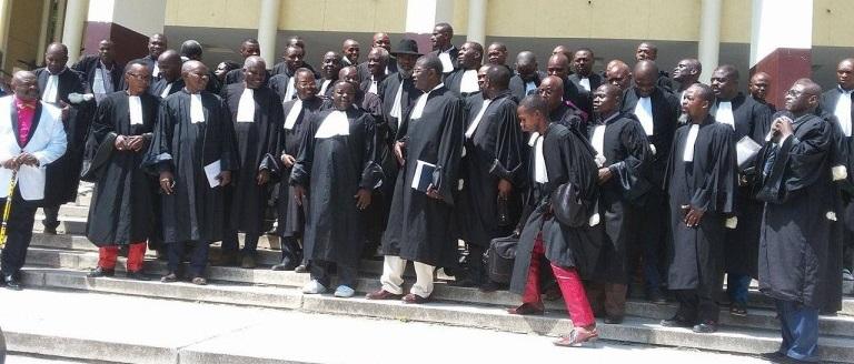 Assemblée générale des Avocats du Barreau de Brazzaville (Violations des Droits de l'Homme en Afrique et dans le monde)