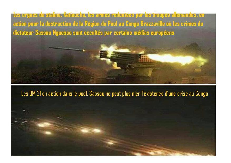 Les preuves des crimes contre l'humanité de Sassou Nguesso ne sont plus à occulter. Des massacres au Pool dans un silence complice de la France (Violations des Droits de l'Homme en Afrique et dans le monde)
