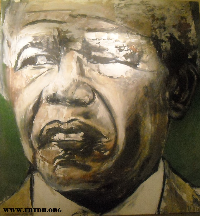 Nelson MANDELA, une icône mondiale qui a fêté ses 94 ans le 18 juillet 2012  (Actualités)