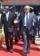 Violations des Droits de l'Homme en Afrique et dans le monde - Les tyrans ne sont grands que parce que nous sommes à genoux: Alpha Condé à l'école de Sassou N'guesso