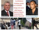 Violations des Droits de l'Homme en Afrique et dans le monde - Sassou Nguesso Miguel Diaz-Canel où se trouvent les enfants disparus à Cuba? par Me Massengo-Tiassé