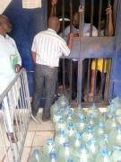 Violations des Droits de l'Homme en Afrique et dans le monde - Joe Washington Ebina Président du collectif des victimes et sinistrés des explosions du 4 mars 2012 arrêté abusivement par le pouvoir militaro dictatorial de Brazzaville