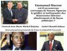 Violations des Droits de l'Homme en Afrique et dans le monde - Une leçon de dignité et de liberté: Accepter de purger une peine injuste sans trahir ses convictions fait la grandeur des martyrs de la liberté. Auteur  Alexis MIAYOUKOU.