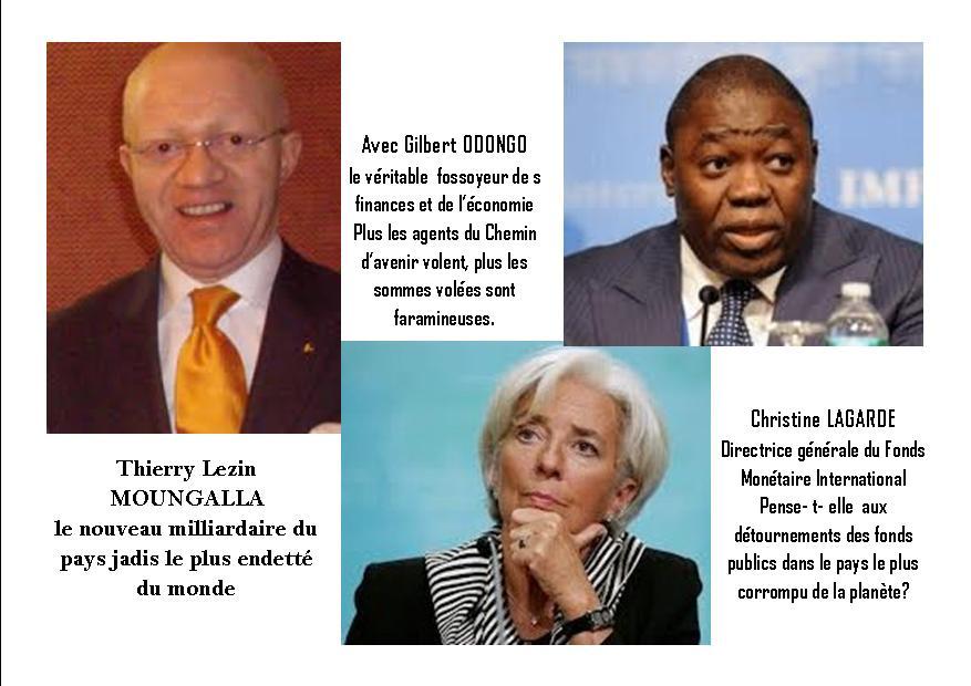 Le FMI observe bien les prédateurs de l'économie congolaise (Actualités)