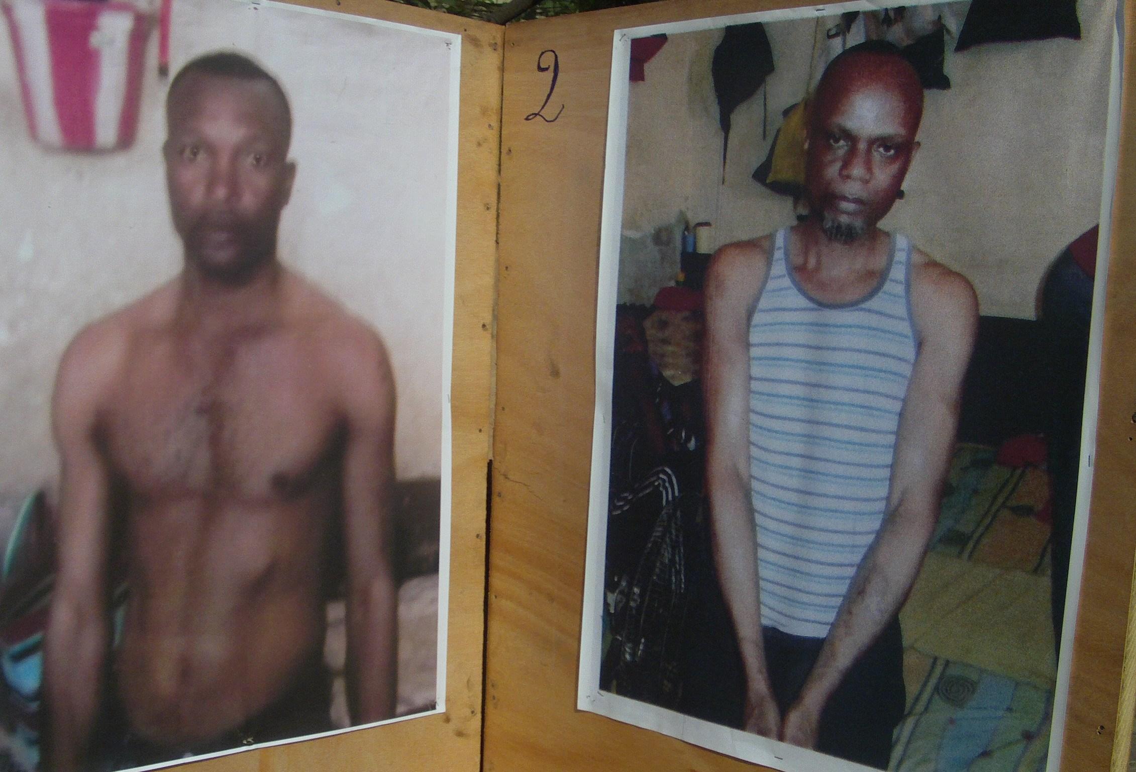 Parmi les torturés Monsieur Massamba Fortuné Derrick et Me Samba Mountou Loukossi ont été forcés de signer des procès verbaux préparés d'avance (Violations des Droits de l'Homme en Afrique et dans le monde)