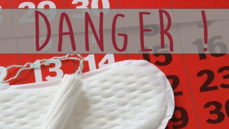 Ces serviettes hygièniques responsables des irritations , de démangeaisons et de problèmes de santé  (Protection de la santé et de l'environnement)